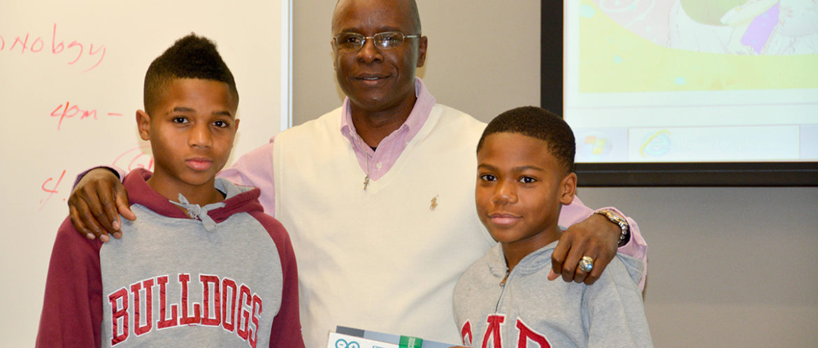 Kappa League Robotics Kit WInners
